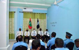 Alifushi Police